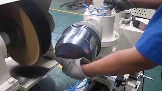 Çelik Tencere Parlatma - Kararmış Tencere Altı Nasıl Temizlenir - Polisaj Cila Makinası