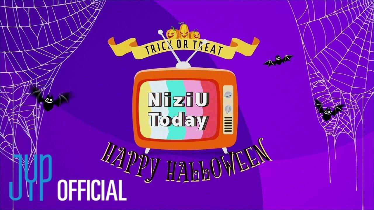 「NiziU Today ~Halloween Special~」Teaser