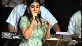 ayega aane wala ..mahal..a talented bombay singer sings at sangeet smriti .flv