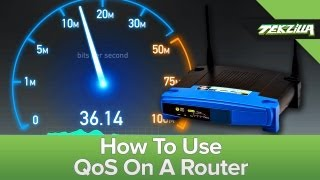 Router QoS Setup for Better Video