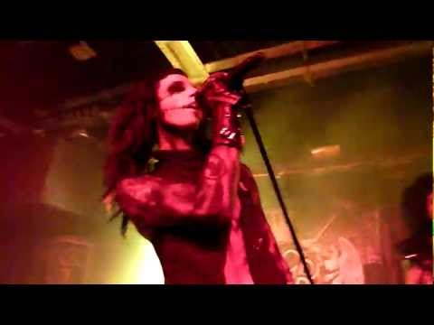 Black Veil Brides - God Bless You LIVE