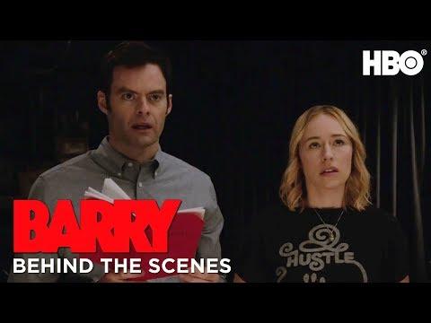 BTS: Inside Episode 5 w/ Bill Hader & Alec Berg   Barry   HBO