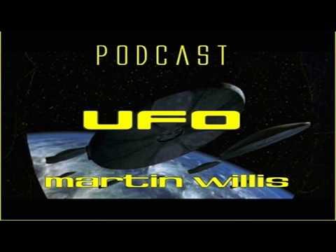 Podcast UFO by martin willis - UFO Stories to Listen #39: Clas Svahn, Sweden