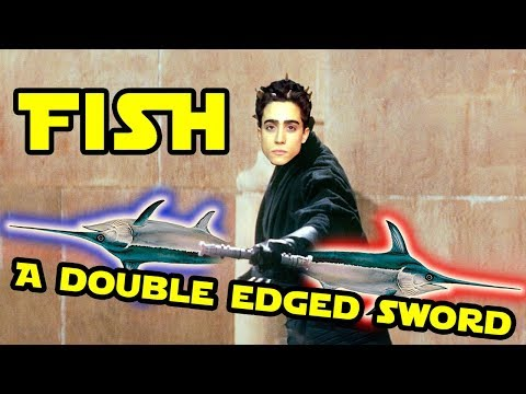 Fish Is A Double Edged Sword