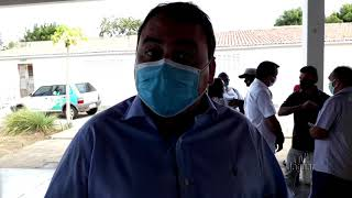Ibicuitinga   Igor Pontes superintendente do Detran Ceará participa da inauguração do posto do Detra