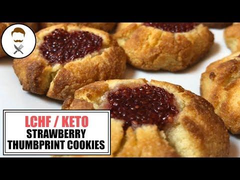 strawberry-thumbprint-cookies-||-the-keto-kitchen