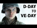 D Day to the Fall of the Third Reich Epic WW2 Documentary on the Allied Campaign in Western Europe