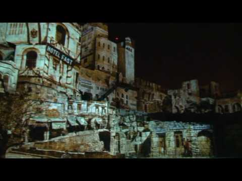 The Night Spectacular at the Tower of David, Jerusalem, Israel