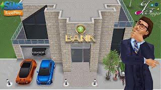 Sims FreePlay 💰🏦  BANK  🏦💰 request by Kaebsong Baekhyunie.