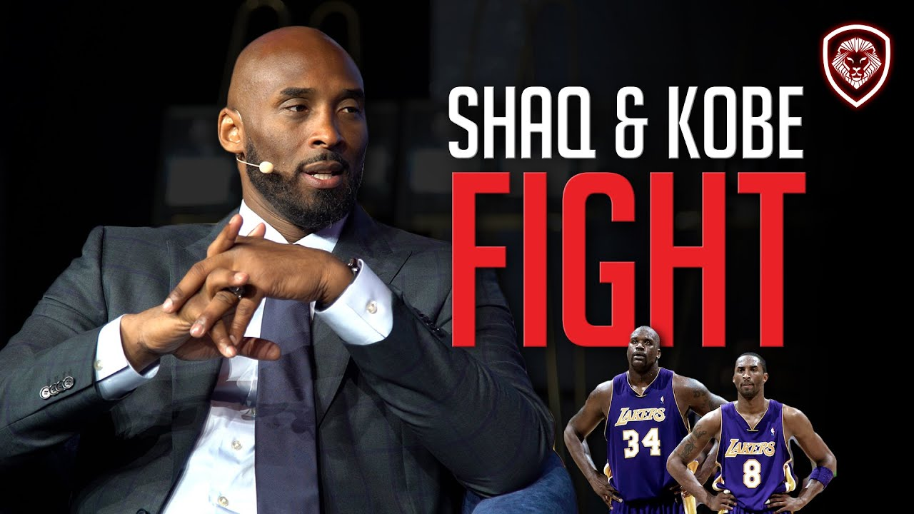 Kobe Bryant Refused to Pass to Shaquille O'Neal Despite His ...