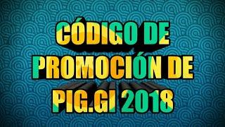 NUEVO CÓDIGO DE PROMOCIÓN PIGGI |MAYO2018|