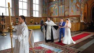 Видеосъемка венчания DVCAMpro 1