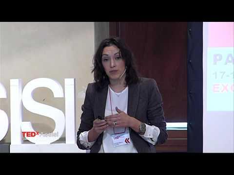 App development through emotions | Eva De Marco | TEDxAssisi