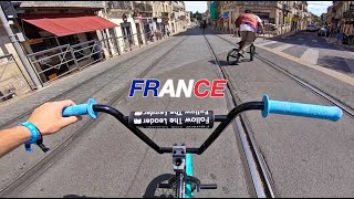 Insane France BMX Road Trip!