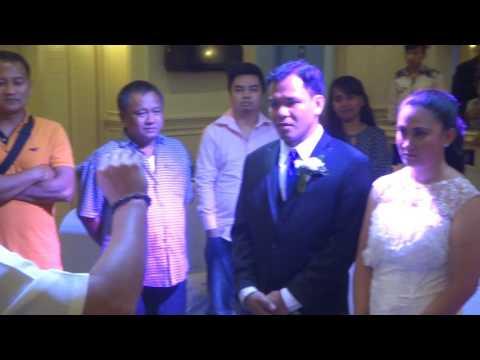Marlon and Issa Nuptials (July 26, 2017, Town And Country Hotel, V. Mapa, Sta Mesa, Manila)