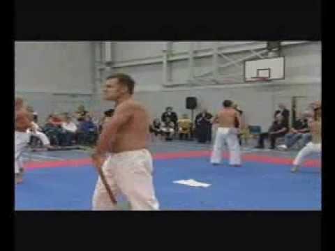 Broseley Goju Kan Black Belt Demonstration