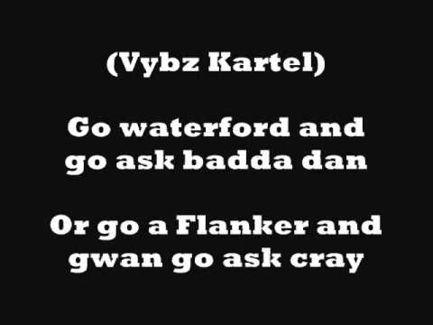 EMPIRE FOR EVER  LYRICS - VYBZ KARTEL POPCAAN, SHAWN STORM AND GAZA SLIM (Follow @DancehallLyrics )