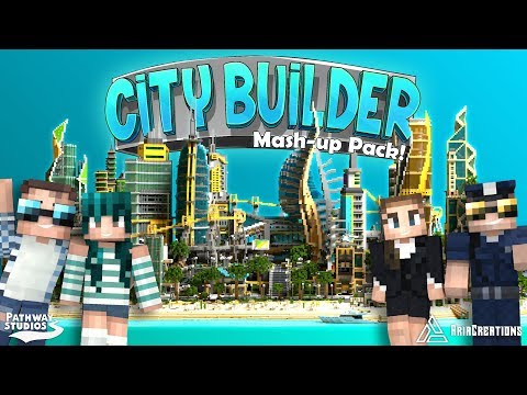 City Builder Mash-up [Minecraft Marketplace]