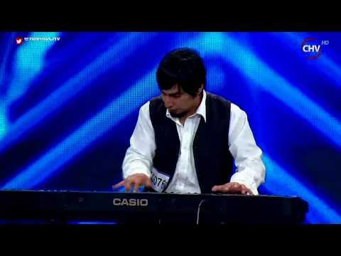 Paulo Rojas, el profesor de física que maravilló con su talento musical - TALENTO CHILENO