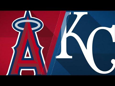 Kinsler, 8th-inning rally key Angels' win: 4/13/18