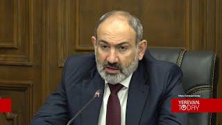 Հայաստանը տարածքներ նվաճելու մտադրություն չունի. Նիկոլ Փաշինյան