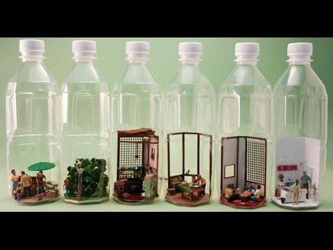 Đã Mắt với Thế Giới Thu Nhỏ DIY  - đồ chơi mô hình nhà tí hon DIY