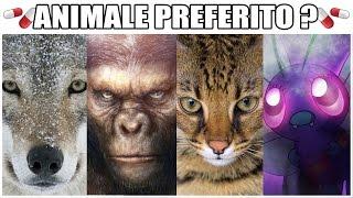 IL TUO ANIMALE PREFERITO ti dirà CHI SEI VERAMENTE 💊 TEST