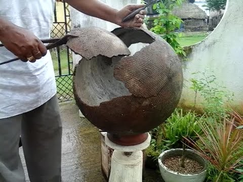 How To Make Terracotta Bonsai Tree Pot Cutting From