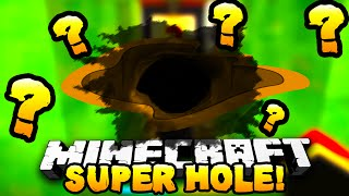 Minecraft - SUPER HOLE IN THE WALL! #2 - w/ Preston, Vikkstar123, Woofless & Kenny