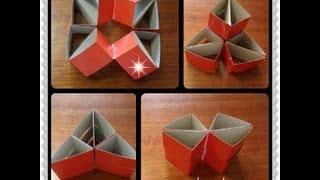 Игрушка трансформер из бумаги(Игрушка-трансформер из бумаги. Как сделать игрушку своими руками Вы узнаете в этом видео. Прочитать мастер-..., 2013-09-21T01:14:57.000Z)