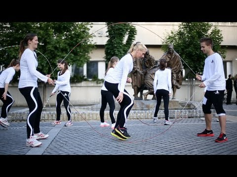 Jump Rope Team - Hungary's Best Rope Skipping Team