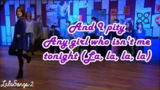 Andrada - I feel pretty lyrics