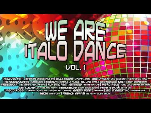 WE ARE ITALODANCE Vol.1 | La migliore Dance mixata degli ann