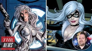 'Spider-Man' Spinoff: 'Thor' Writer Tackling Silver Sable, Black Cat Movie | THR News