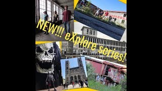 NEW!!! eXplore series trailer! (Abandoned, travel, exciting places!)