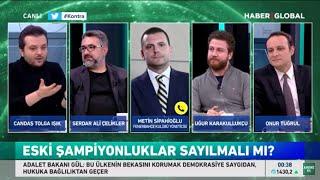 Beşiktaş Mağlup Oldu, Zirve Hesapları Yeniden Yapıldı, 1959 Öncesi Şampiyonluklar Sayılmalı Mı?