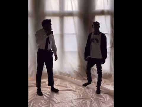 Baby Keem – durag activity (feat. Travis Scott) [Music Video BTS]