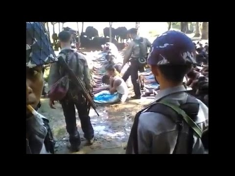 Birmanie: arrestations après des exactions sur des Rohingyas