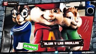 "ALVIN Y LAS ARDILLAS - ""Besame""  Xavi The Destroyer Ft. Farruko  (OFFICIAL REMIX) 2013✔"