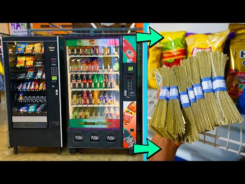The Five Best and Worst Picks within the Vending Machine