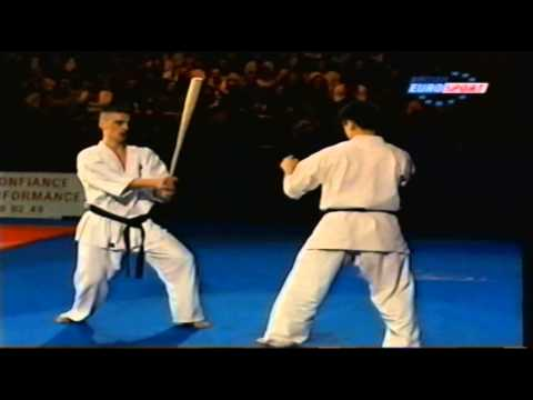 Kyokushinkai Karate Demonstration Bercy 2005
