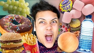 10 WORLD RECORDS YOU CAN BREAK WITH JUST FOOD 🍔🍟🍕!!! (BREAKING WORLD RECORDS)