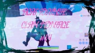 ACAT FORTNITE CLAN MONTAGE #14 (MSTRMND - Battlefield)