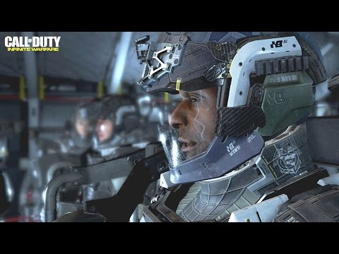 CALL OF DUTY: Infinite Warfare All Cutscenes (Game Movie) 10