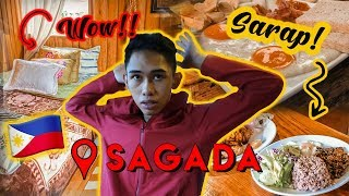 Best place to EAT and STAY in SAGADA? Food is life! | KC Gardner (Philippines)