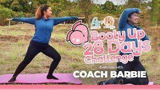 28 DAYS BOOTY CHALLENGE EXERCISES!