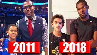The Untold Story Of Trae Young & Kevin Durant