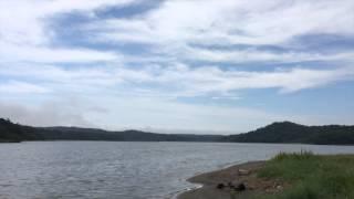 思い出のマーニーでロケ地の参考の一つにしたと言われている 霧多布湿原のそばの藻散布沼(もちりっぷ) そしてその近くにあった展望台の風景。...