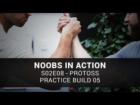 NIA S02E08 - Protoss - Practice Build 05