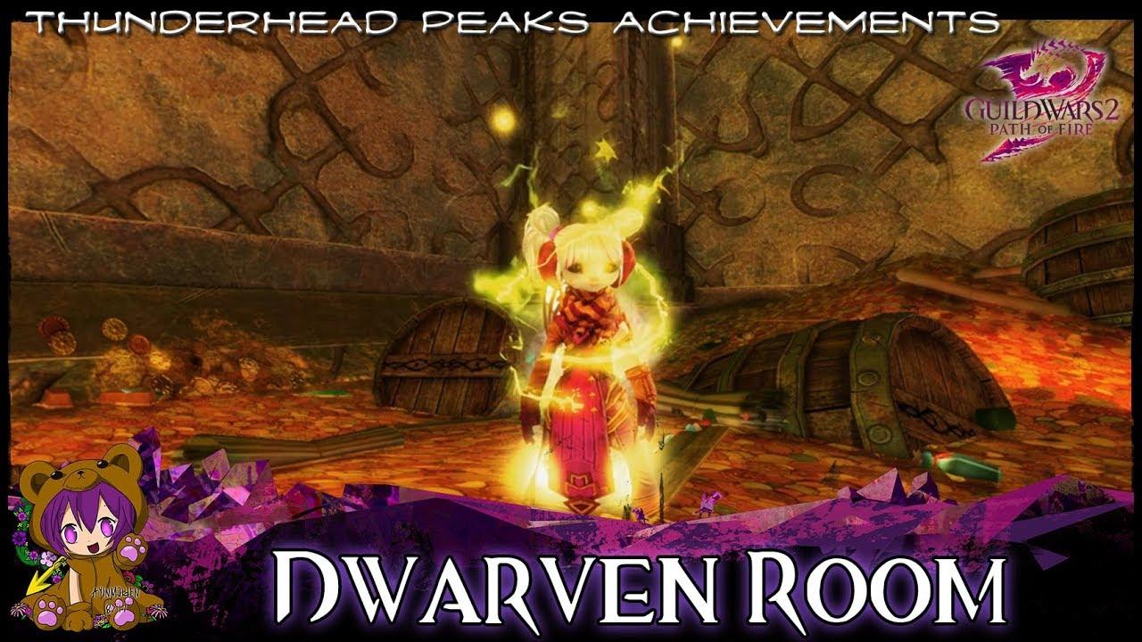 GW2 Thunderhead Peaks achievements - AyinMaiden